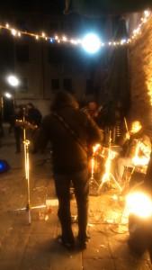 Banda no Campo San Canzian