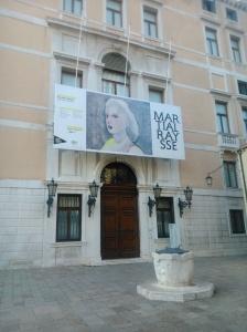 Entrada Palazzo Grassi